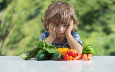 Gezonde voedingskeuzes voor kinderen